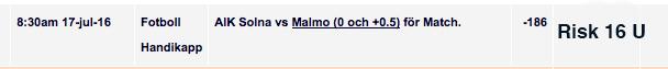 MALMÖ SUPER